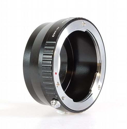 Pentax K Lens to Micro Four Thirds Adaptor - Pentax K Lens to Micro Four Thirds Camera Adaptor